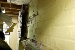 basement foundation masonry wall repair