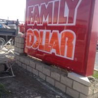 Family dollar sign