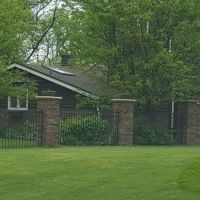 post & fences