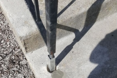 rod iron ralilings & repair