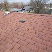 Roof loose shinge repair